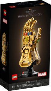 lego 76191 infinity handsken