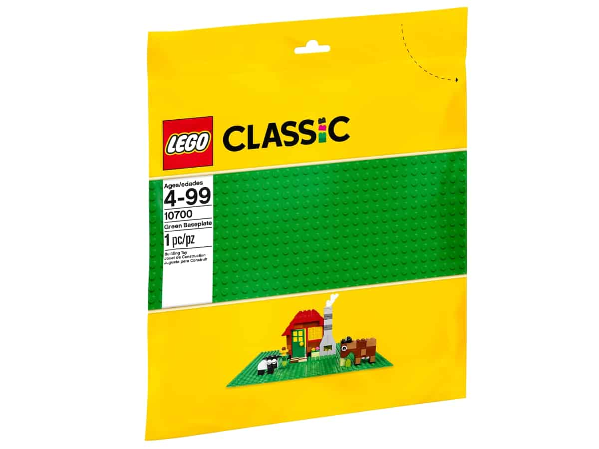 lego 10700 gron basplatta