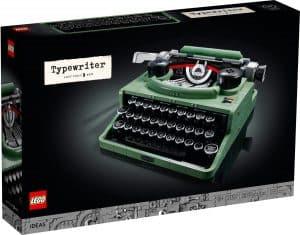 lego 21327 skrivmaskin