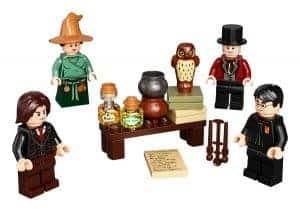 lego 40500 tillbehor till minifigurer fran trollkarlsvarlden