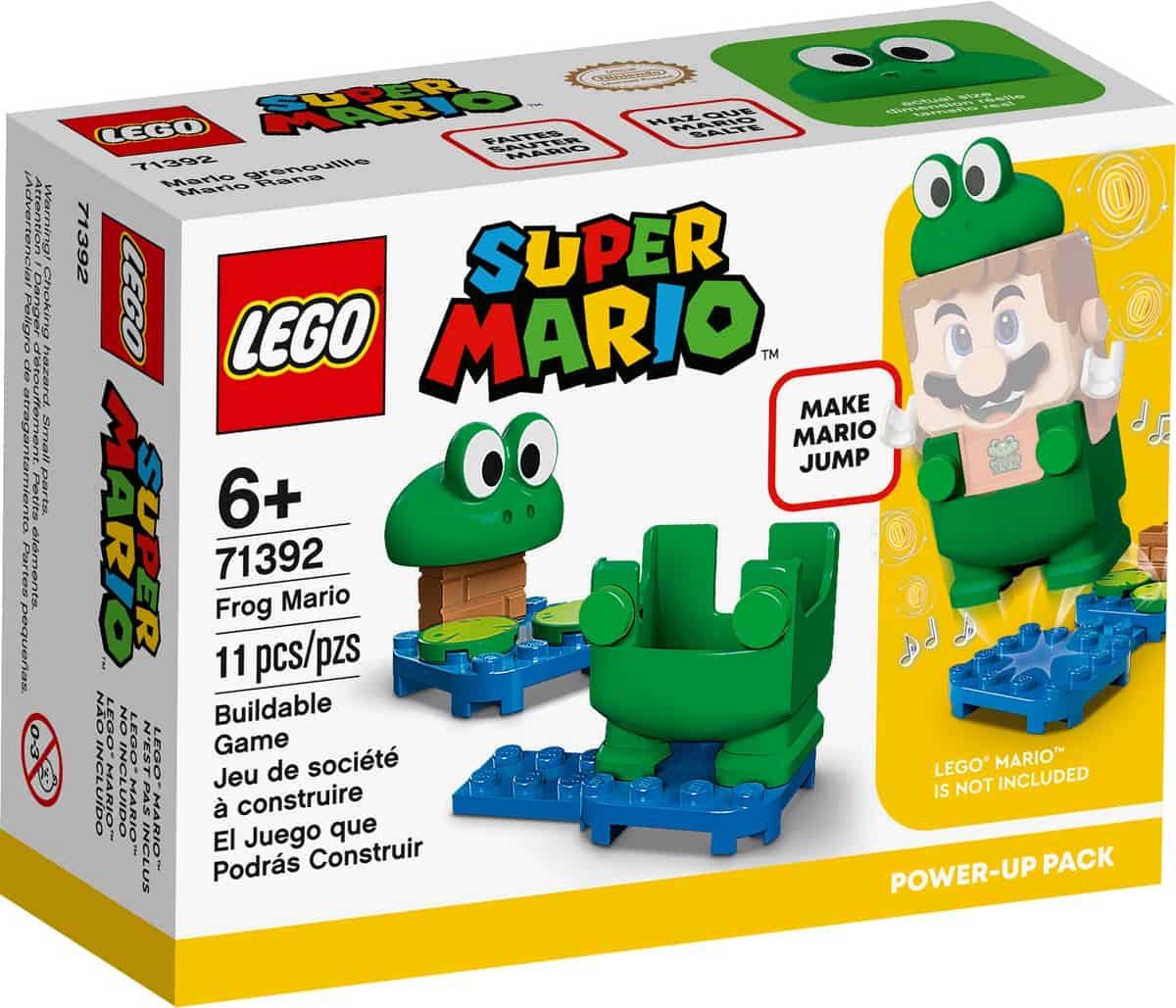 lego 71392 frog mario boostpaket