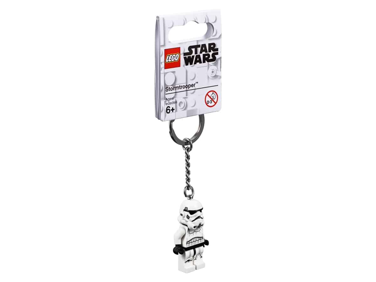 lego 853946 stormtrooper nyckelring