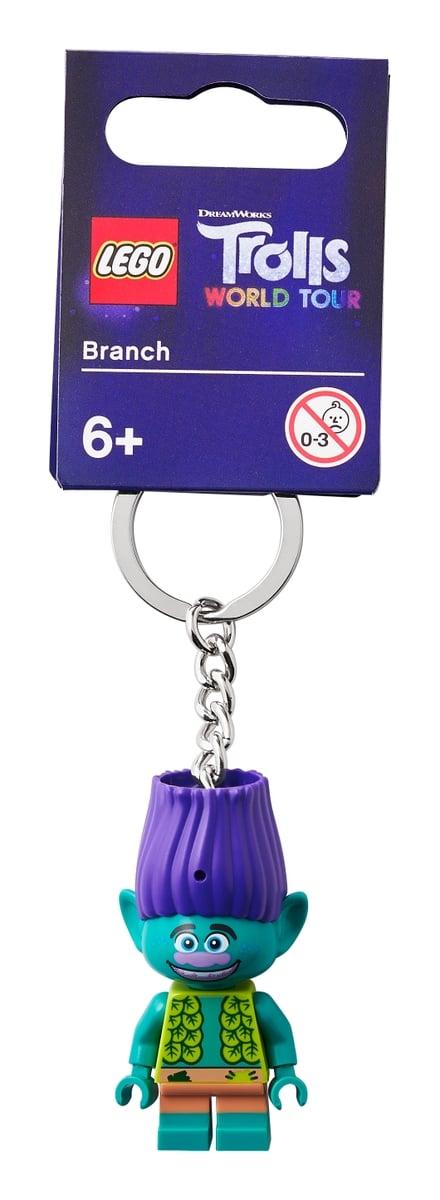 lego 854004 nyckelring med branch