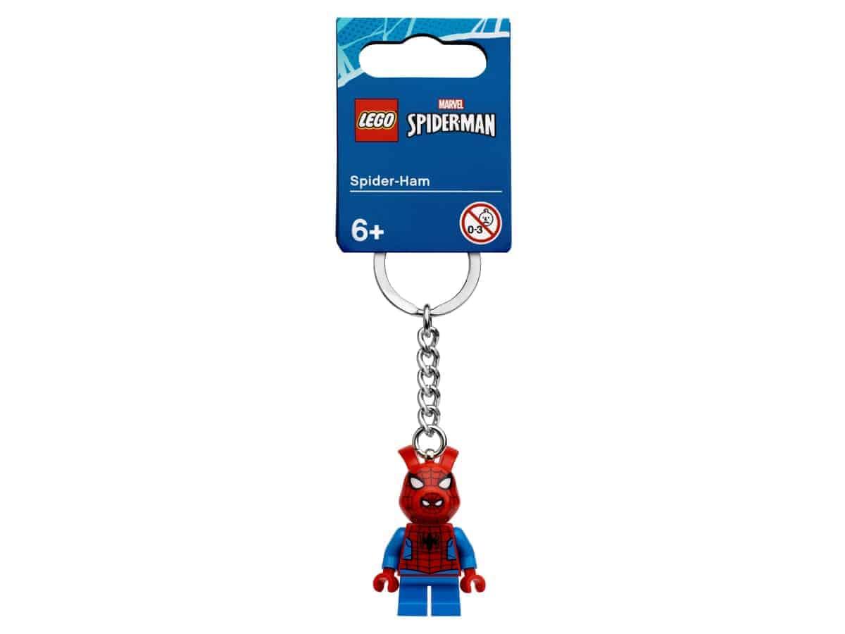 lego 854077 nyckelring spider ham