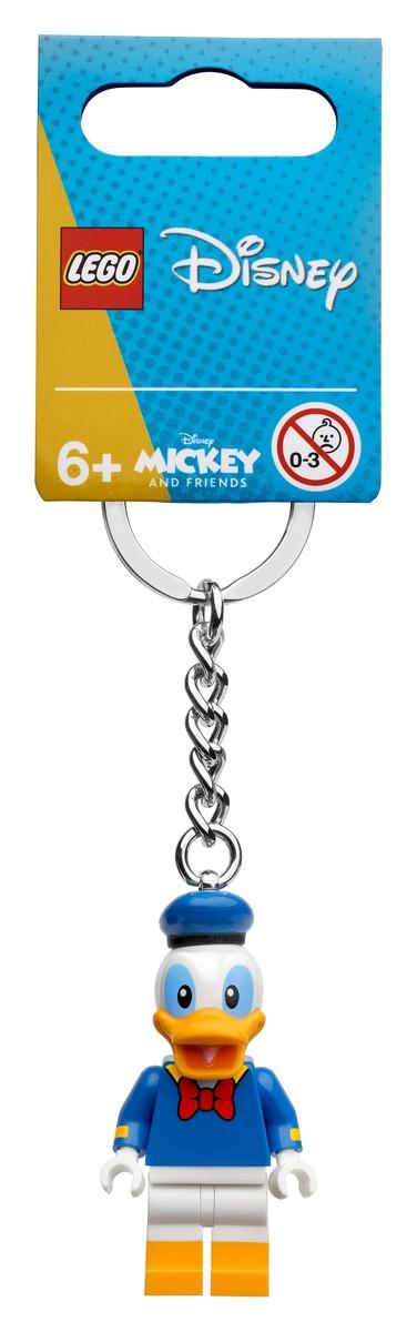 lego 854111 nyckelring kalle anka