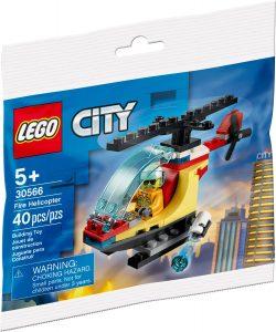 lego 30566 brandhelikopter
