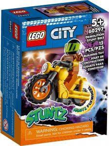 lego 60297 stuntcykel med rivning