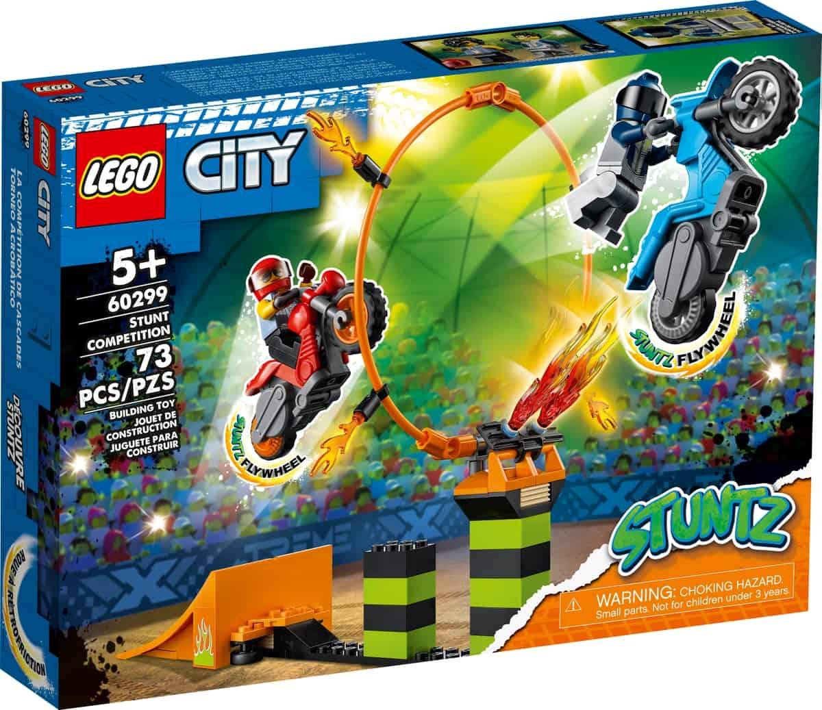 lego 60299 stunttavling