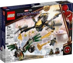 lego 76195 spider mans dronarduell