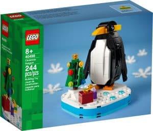 lego 40498 julpingvin