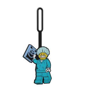 lego 5006376 bagagetagg kirurg