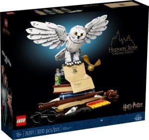 lego 76391 hogwarts ikoner samlarutgava