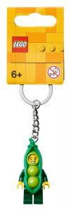 lego 854080 nyckelring arttjej