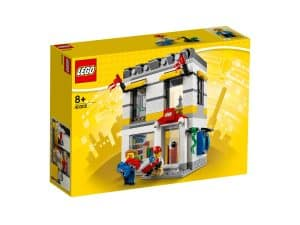 liten lego 40305 varumarkesbutik