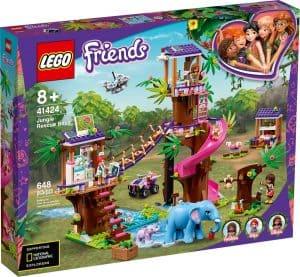 lego 41424 rddningsstation i djungeln